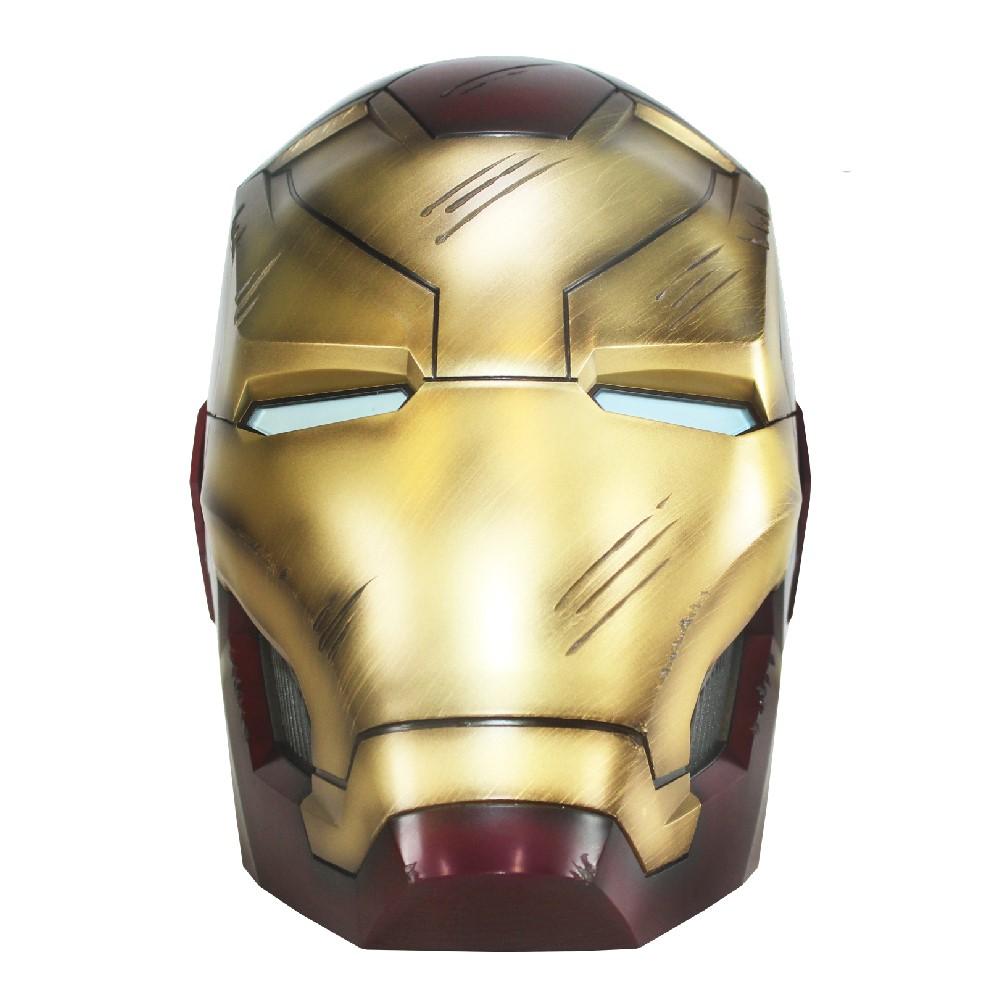 CAMINO|戰損版鋼鐵人Mark46頭盔 1:1藍牙音響