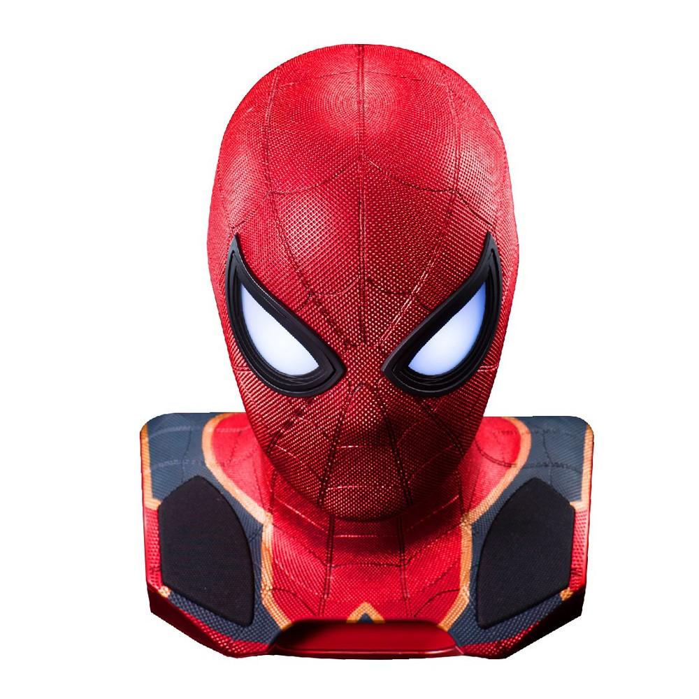 CAMINO|鋼鐵蜘蛛人1:1真人頭像投影藍牙音響