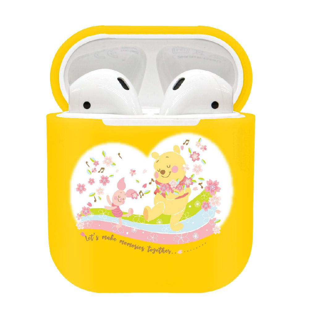 CAMINO | 迪士尼正版授權 AirPods硬式保護套 小熊維尼&小豬