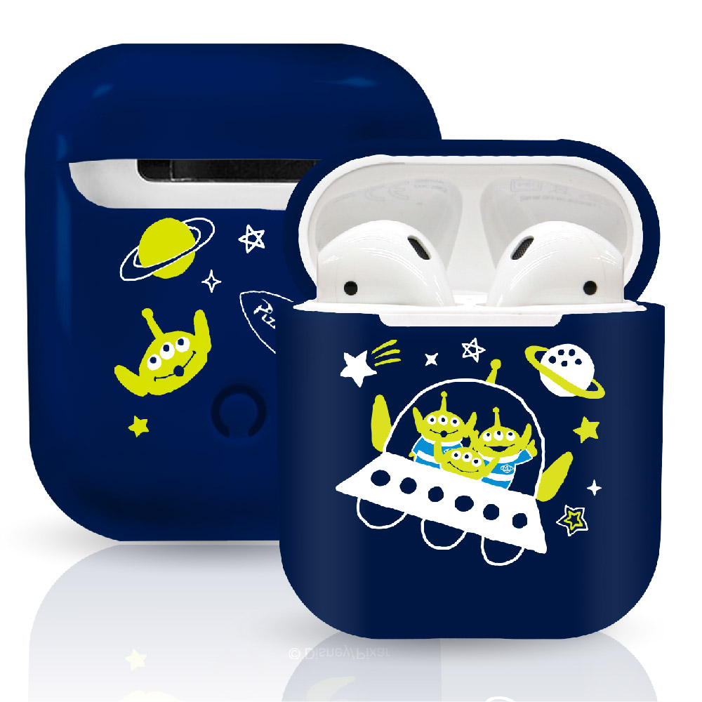 CAMINO 迪士尼正版授權 AirPods硬式保護套 三眼怪