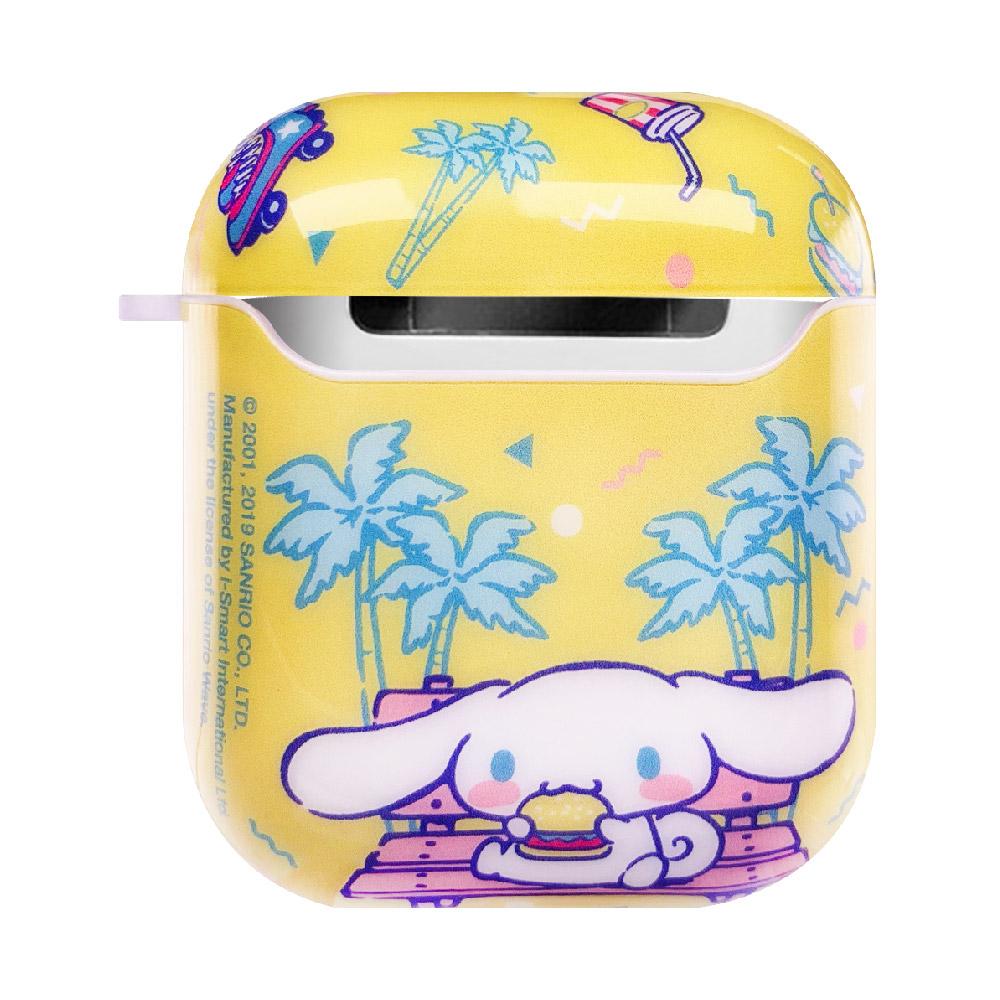 HongMan|三麗鷗系列 AirPods防塵耐磨保護套 大耳狗 漢堡派對