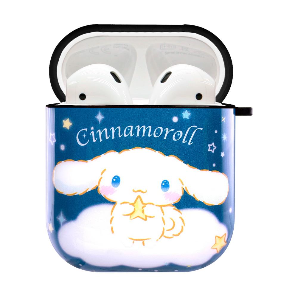 HongMan|三麗鷗系列 AirPods防塵耐磨保護套 大耳狗 閃閃星空