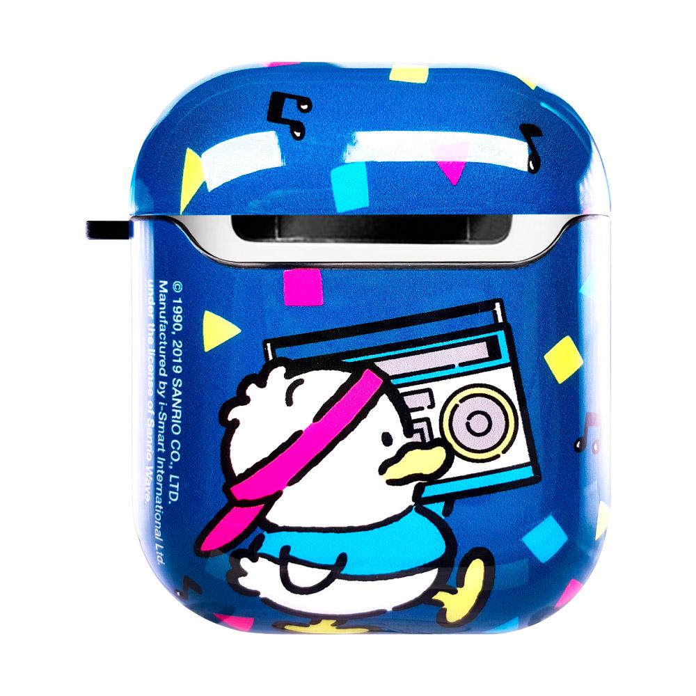HongMan   三麗鷗系列 AirPods防塵耐磨保護套 貝克鴨 DJ小鴨