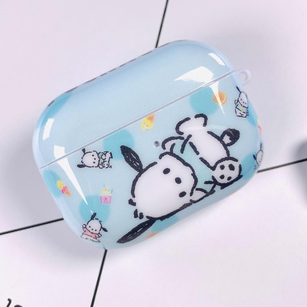 HongMan   三麗鷗系列 Airpods Pro 耳機保護套 帕恰狗 薄荷冰淇淋