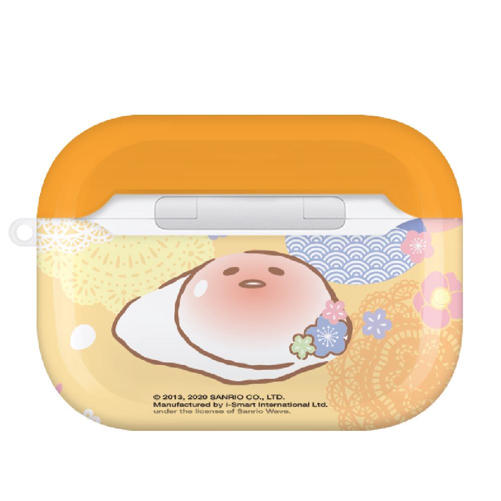 HongMan|三麗鷗系列 Airpods Pro 耳機保護套 蛋黃哥 日式和風