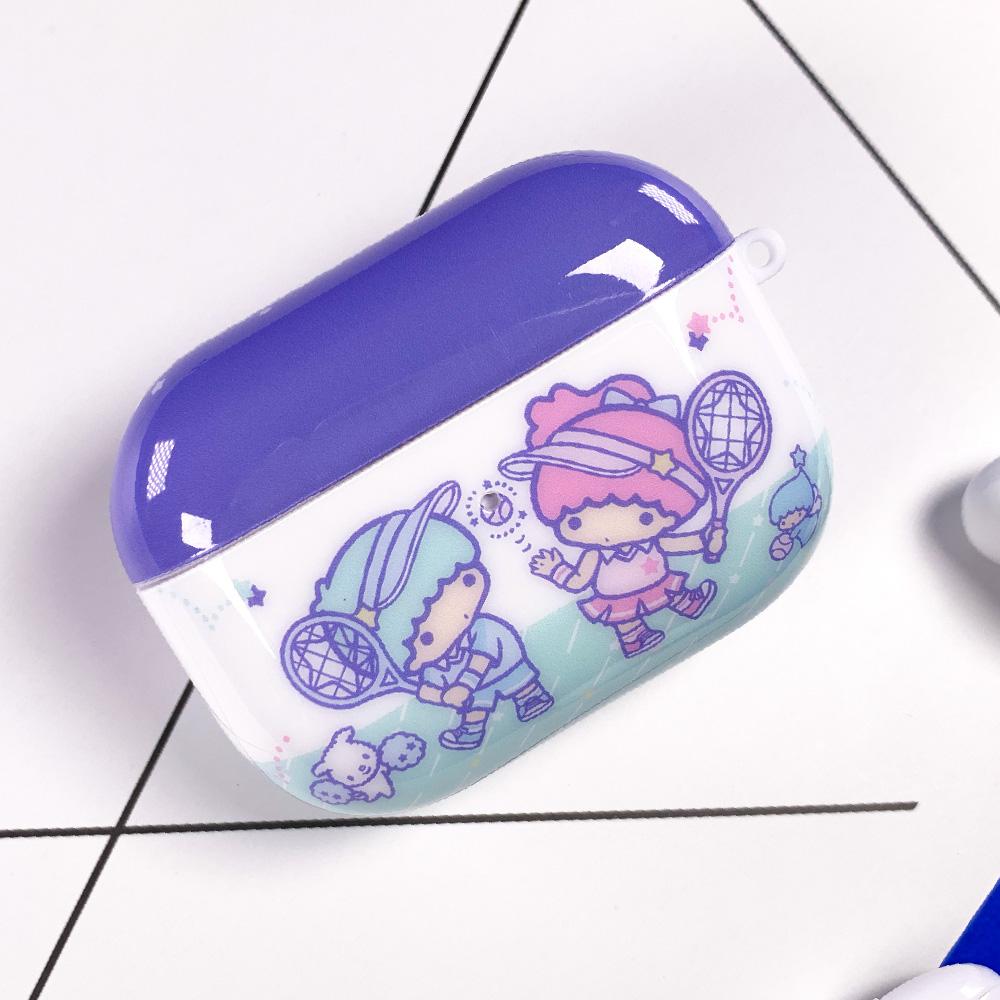 HongMan|三麗鷗系列 Airpods Pro 耳機保護套 雙子星 網球學園