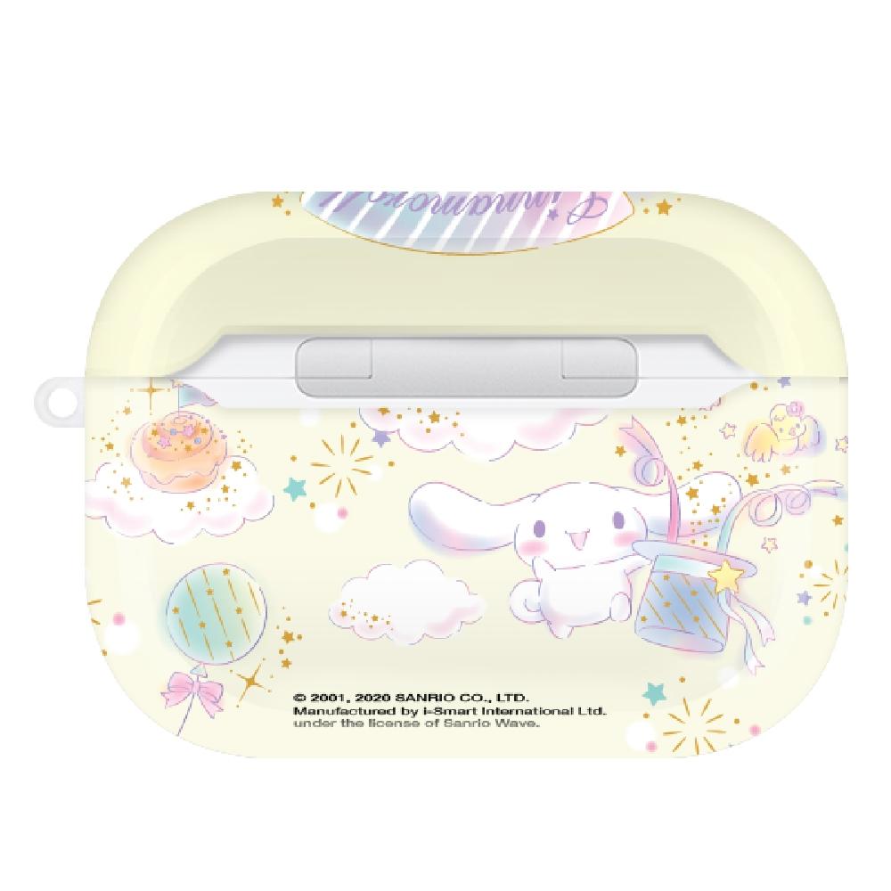 HongMan|三麗鷗系列 Airpods Pro 耳機保護套 大耳狗 閃閃獨角獸