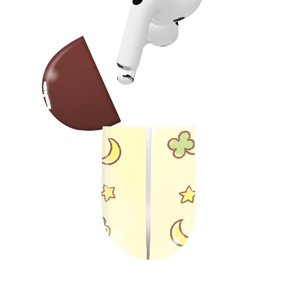 HongMan 三麗鷗系列 Airpods Pro 耳機保護套 布丁狗 布丁樂園