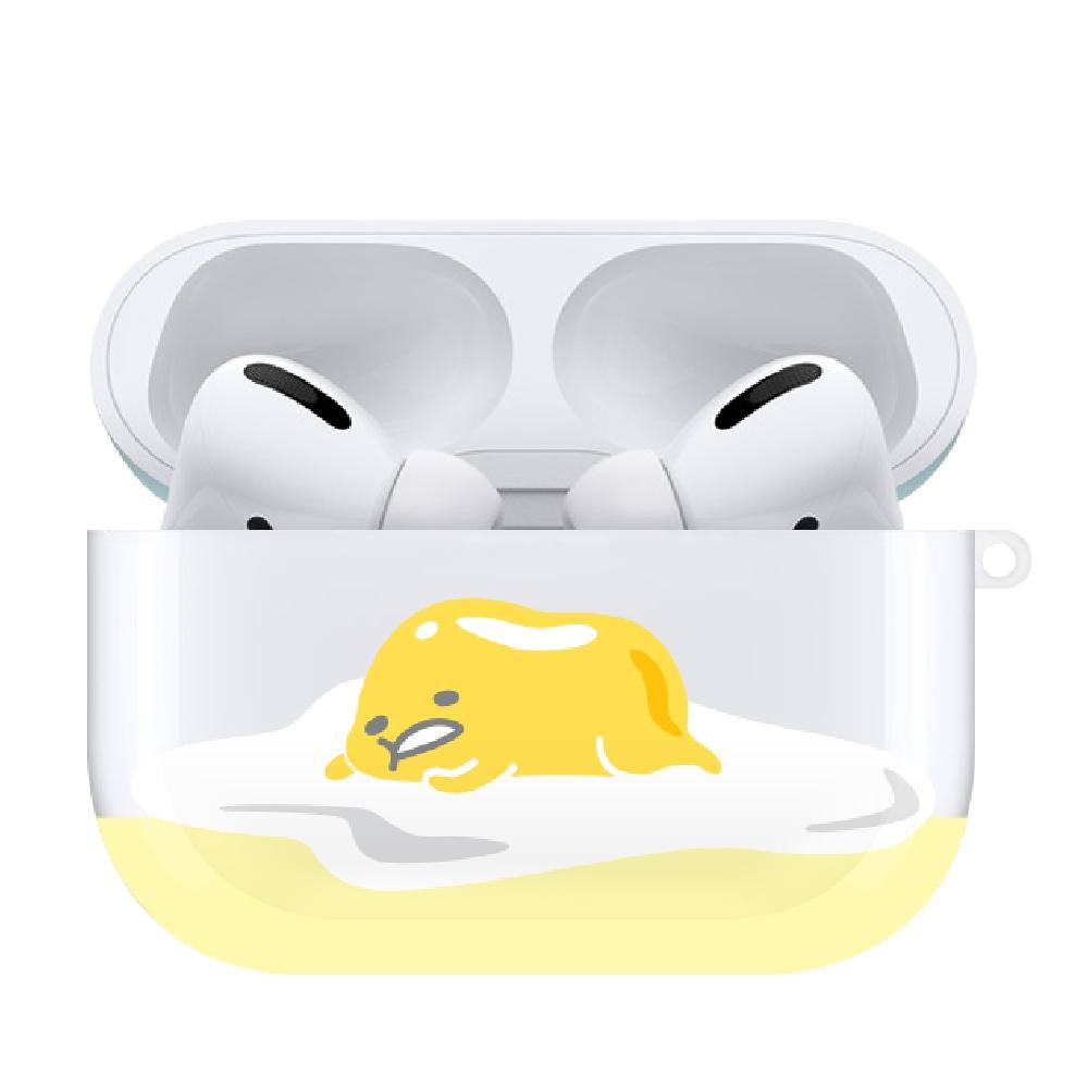 HongMan|三麗鷗系列 Airpods Pro 耳機保護套 蛋黃哥 阿…好累