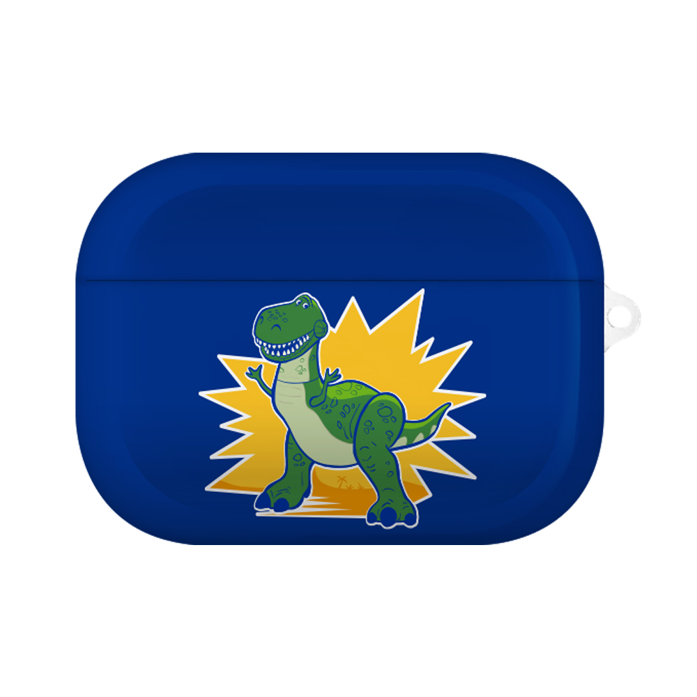HongMan|迪士尼系列 AirPods Pro 防塵耐磨保護套 抱抱龍 Rex