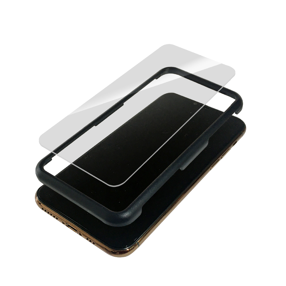 HongMan|三麗鷗系列 iPhone 11 6.1吋 手機殼套裝組 蛋黃哥 草莓吐司