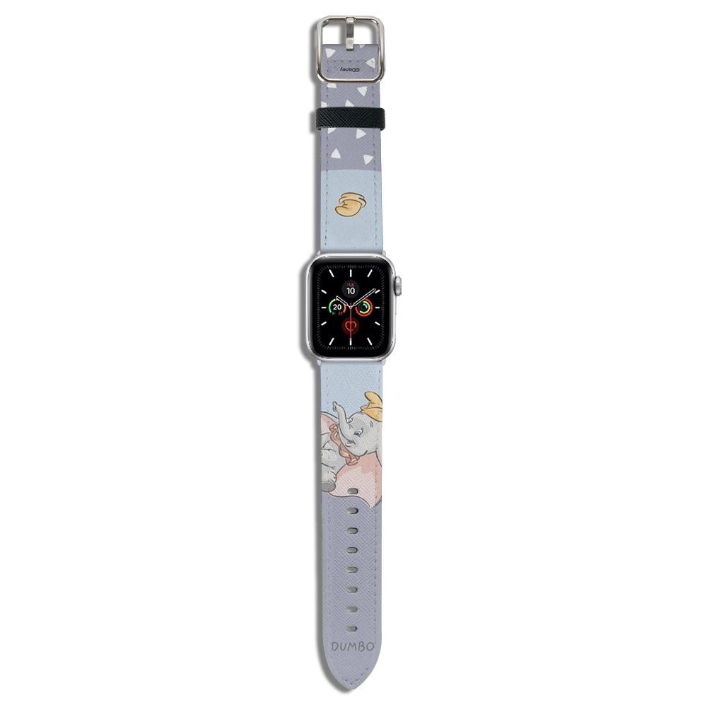 HongMan|迪士尼系列  Apple Watch 皮革錶帶 Dumbo小飛象 38/40mm