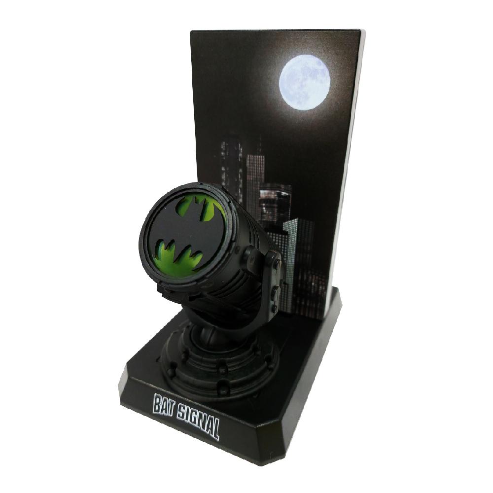 Hong Man|DC系列 蝙蝠俠投射燈無線充電座 蝙蝠訊號