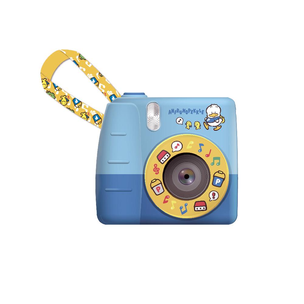 HongMan|三麗鷗系列 兒童數位相機 貝克鴨