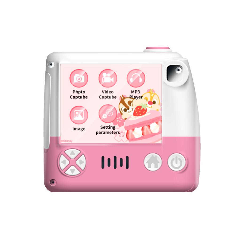 HongMan|迪士尼系列 兒童數位相機 粉萌祭限定 粉粉奇奇蒂蒂