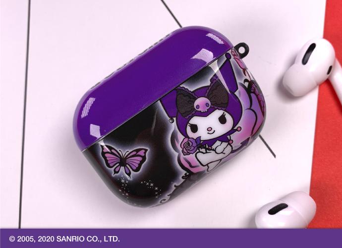 (複製)HongMan | 三麗鷗系列 Airpods Pro 耳機保護套 貝克鴨 法式麵包