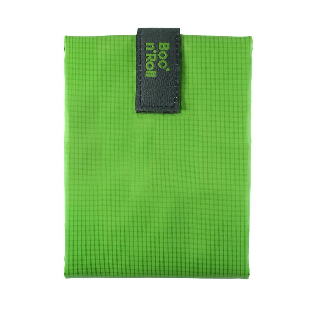 Roll′eat | 西班牙食物袋 搖滾輕食袋-細方格系列(青草綠)