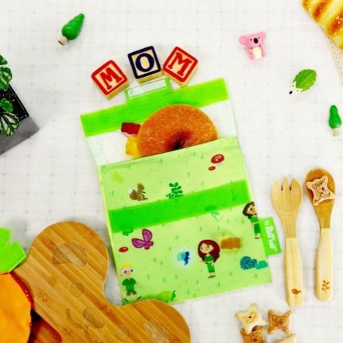 Roll′eat | 西班牙食物袋 吃貨零食袋(s)-叢林冒險