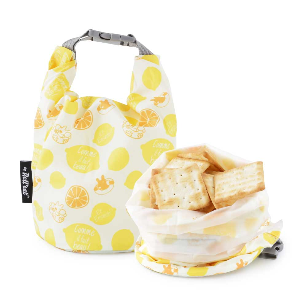 Roll′eat | 西班牙食物袋桶裝食物袋-麗莎和卡斯柏
