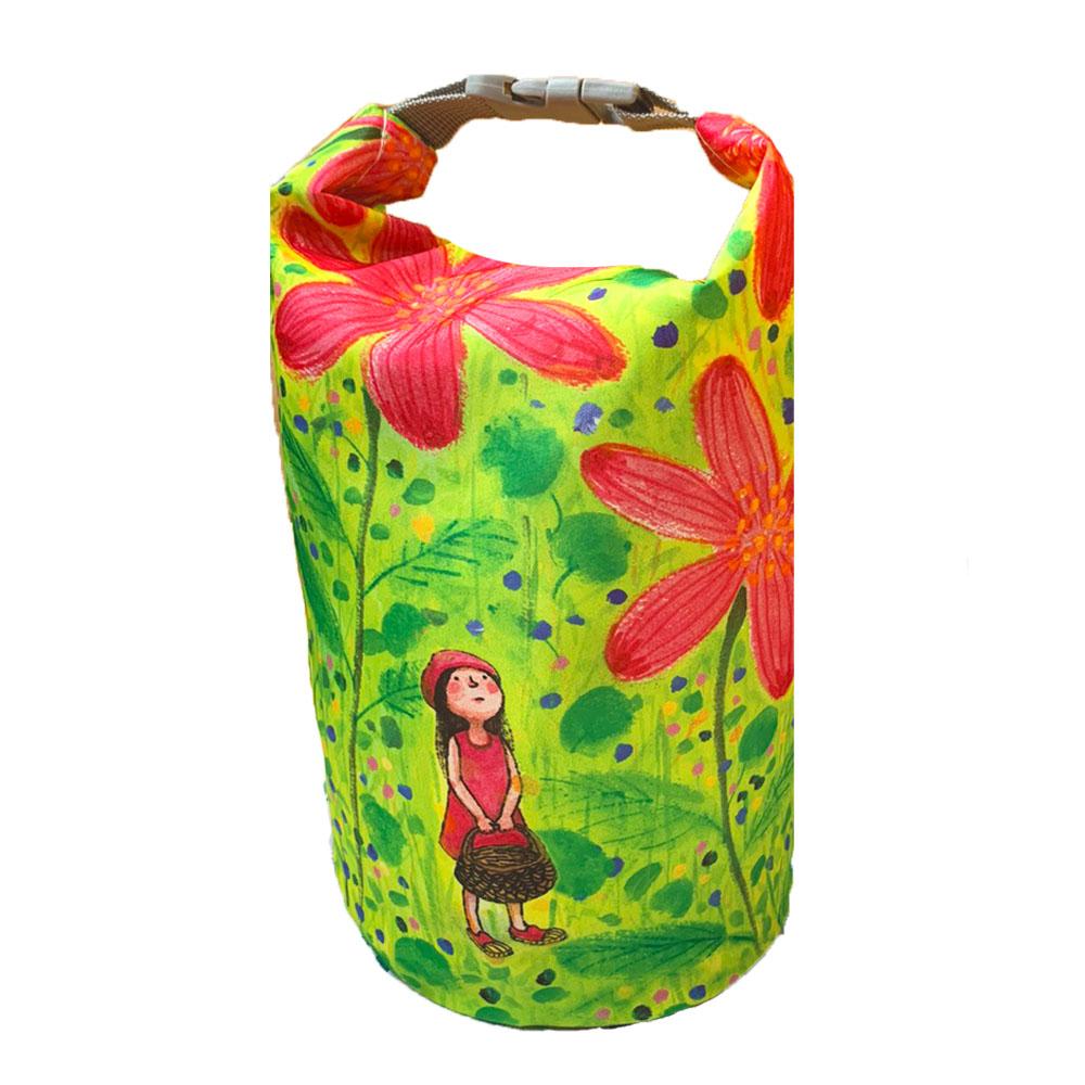 Roll′eat | 西班牙食物袋 桶裝食物袋-幾米限量款(走向春天的下午)