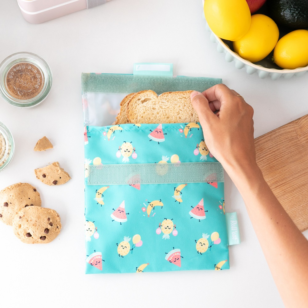 Roll′eat|西班牙食物袋 吃貨零食袋-Mr.Wonderful系列-水果派對