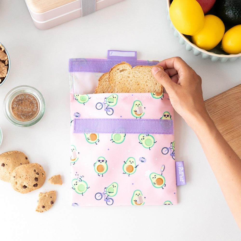 Roll′eat|西班牙食物袋 吃貨零食袋-Mr.Wonderful系列-酪梨家族