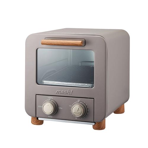 MOSH!|mosh電烤箱 M-OT1 BR 咖啡棕
