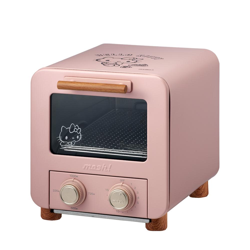 MOSH!|電烤箱 M-OT1 Kitty 限量款