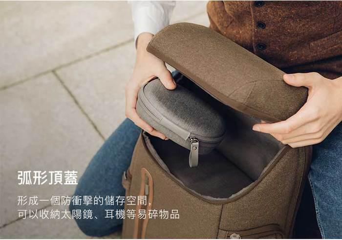 Moshi|Arcus 多功能後背包
