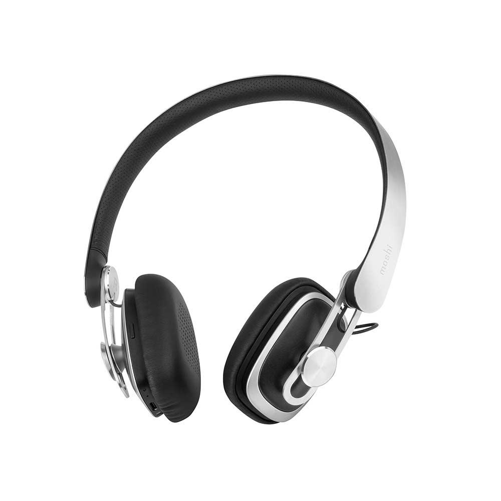 Moshi|Avanti Air 藍牙無線耳罩式耳機(黑)