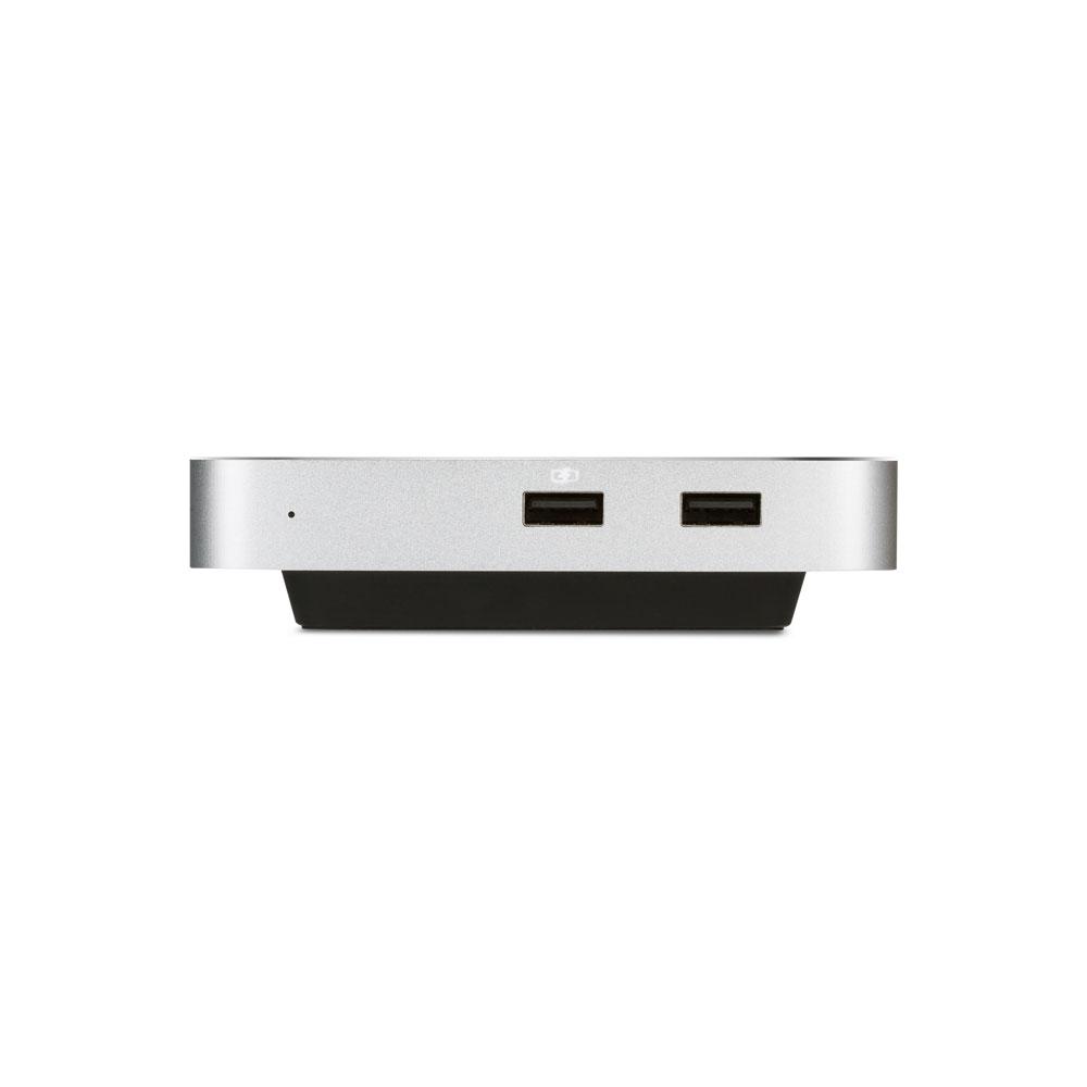 Moshi|Symbus USB-C多功能擴充基座 (銀)