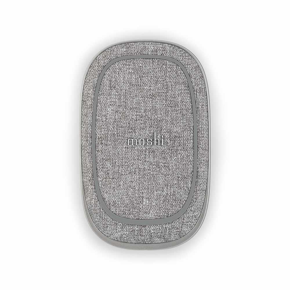 Moshi|Porto Q 5K 無線充電行動電源 (灰)