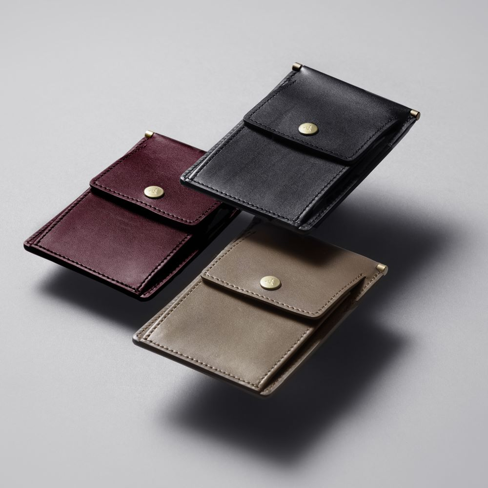 ADOLE Gemimi雙子-卡片式機能零錢包