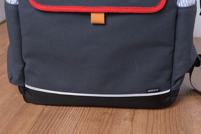NIIZO|小學生輕量護脊書包 - 中低年級專用 (桃紅色)