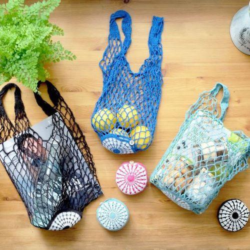 【集購】仁舟淨塑|蜂蠟布基本款3件優惠組+貝殼棉網包1入組
