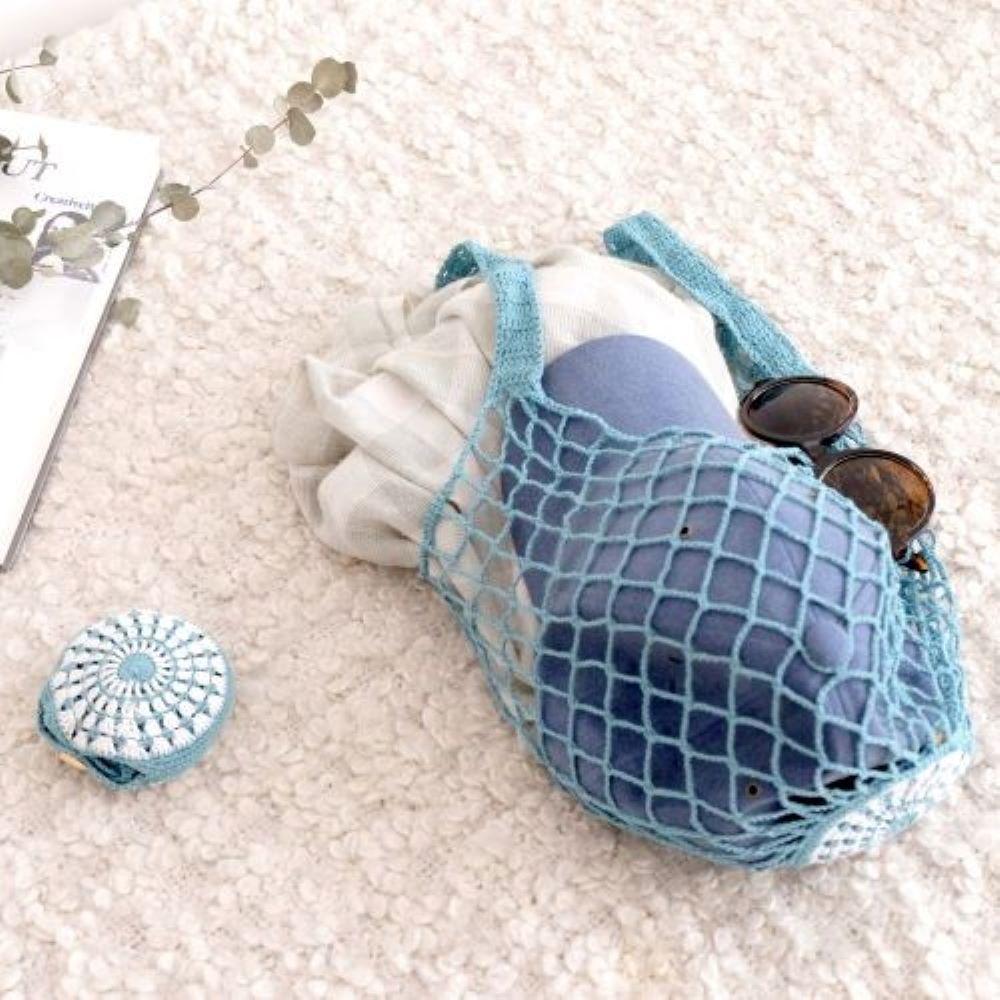 仁舟淨塑|貝殼棉網包