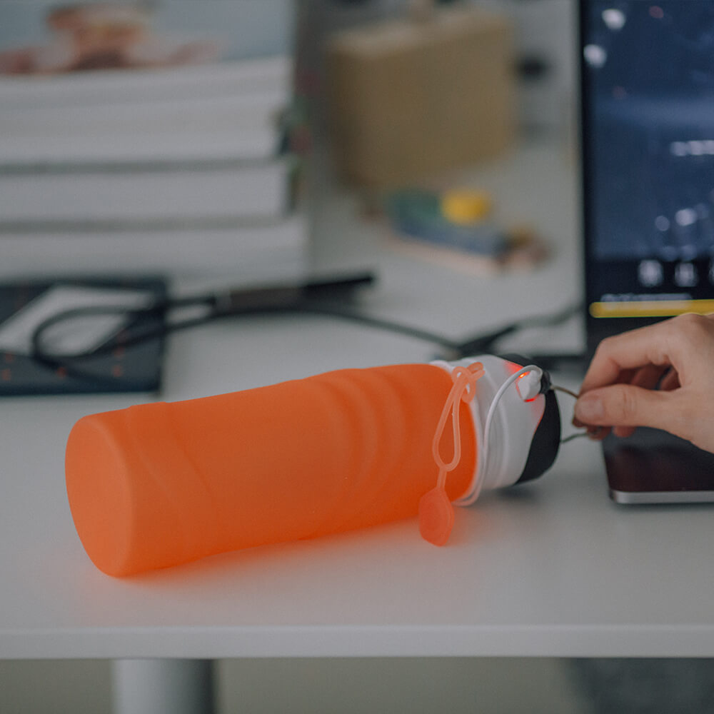 仁舟淨塑|捲捲矽光瓶750ml(三段式光源)