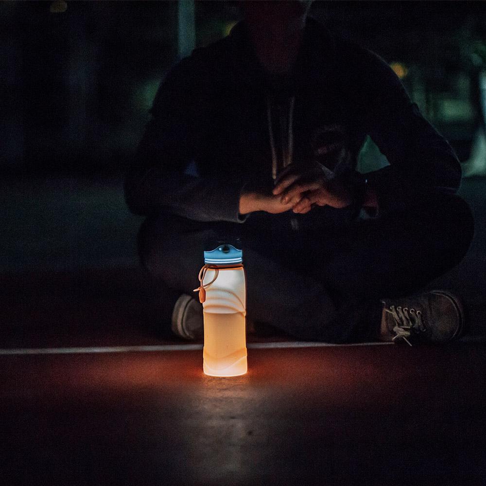 仁舟淨塑|捲捲矽光瓶 750ml