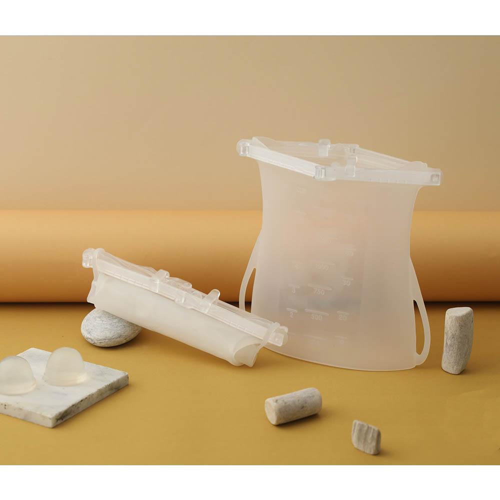 仁舟淨塑|矽密袋2.0款三袋組-1500ml