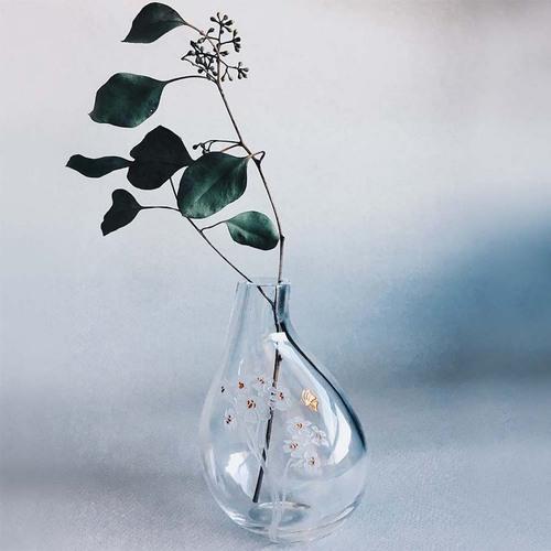 WEN PIIM |  Venus Healing Handmade Small Glass Vase x 維納斯的治癒手工小花器