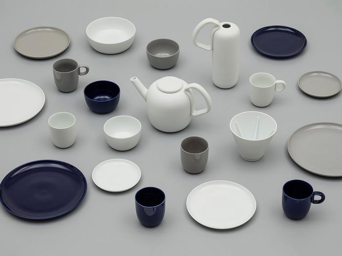 2016Arita|Leon Ransmeier 皿盤 90|White