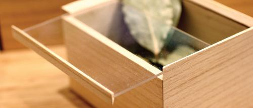 Kirihaco|日本桐木儲物盒/方型L