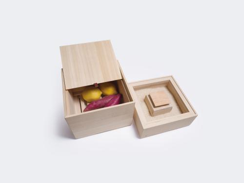 (複製)Kirihaco 日本桐木儲物盒/長型S