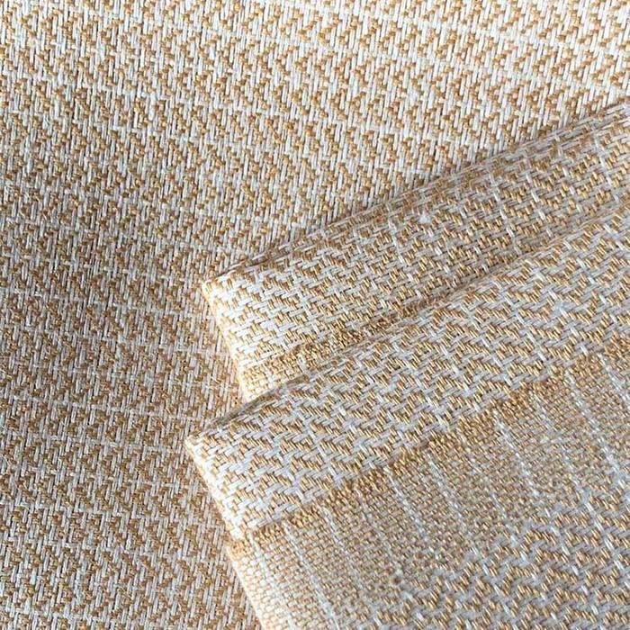 Karin Carlander|亞麻茶巾 織4號 - 兩兩 - 燕麥