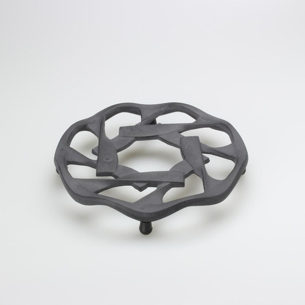 馬場忠寬|鍋墊 水輪