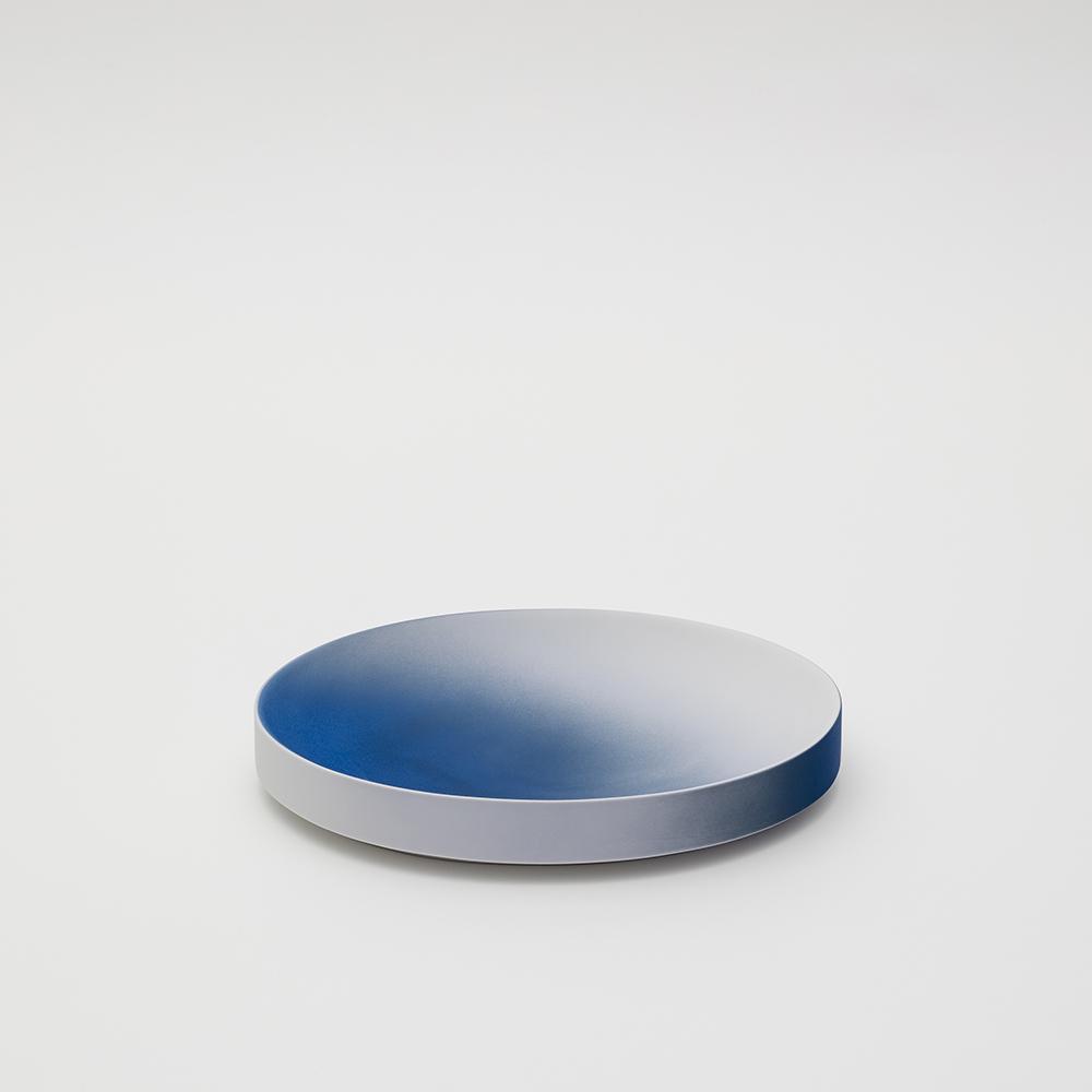 2016Arita|Kueng Caputo 裝飾盤220 漸層藍
