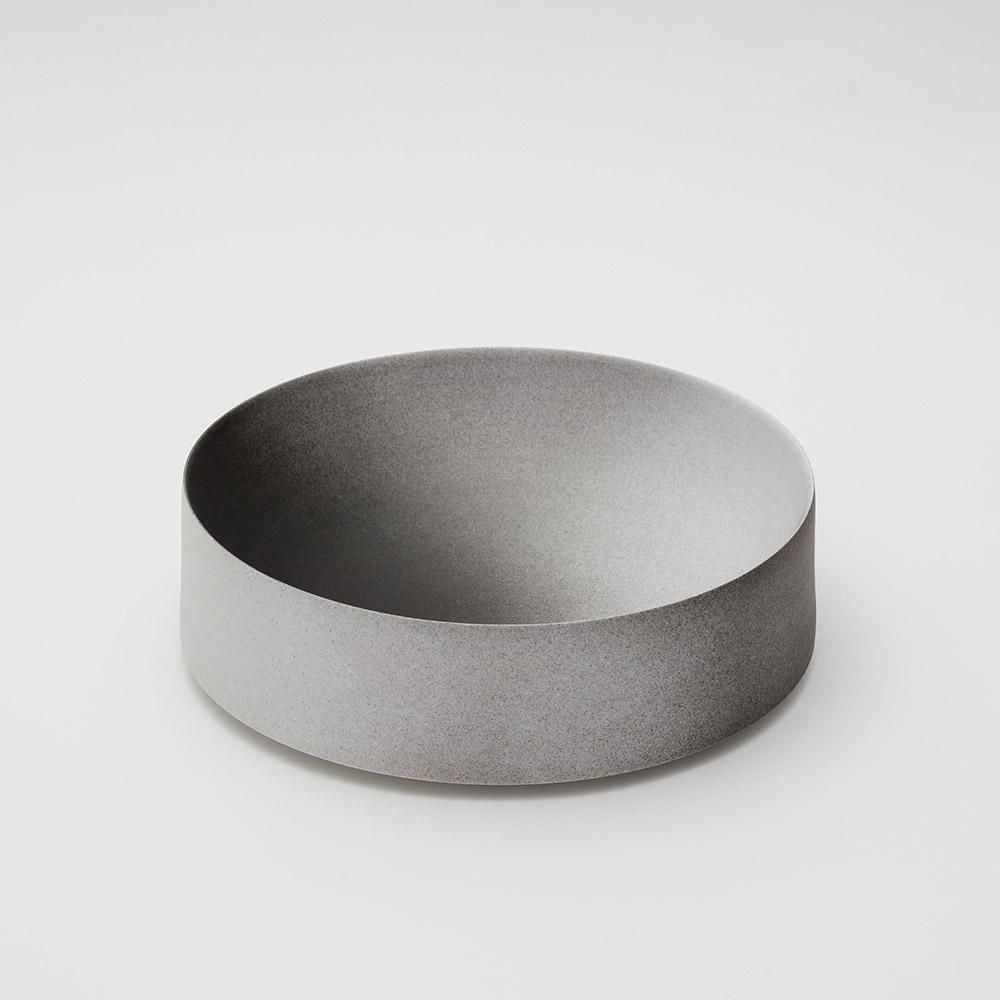 2016Arita|Kueng Caputo 碗型裝飾盤280 漸層黑