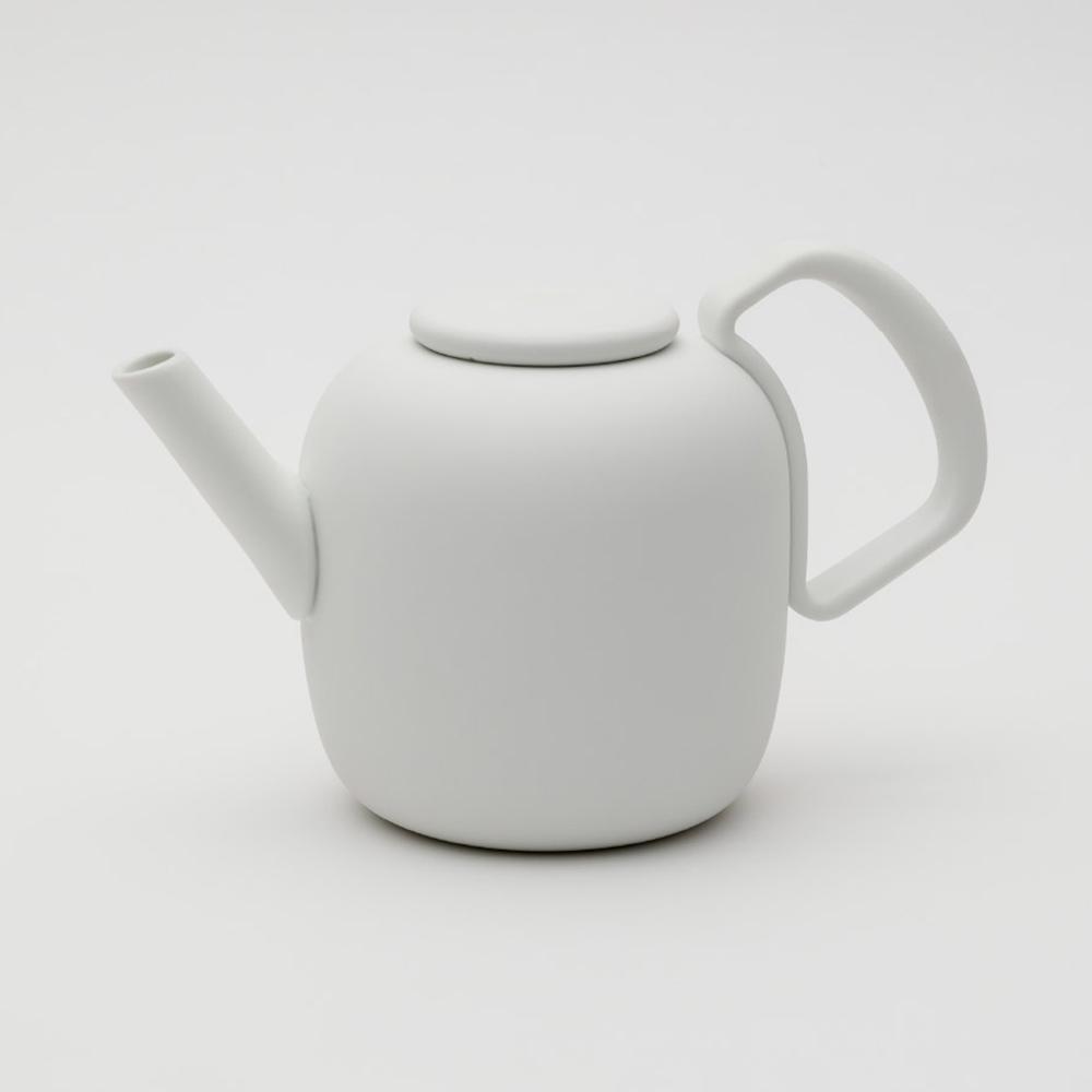 2016Arita Leon Ransmeier 白瓷咖啡壺