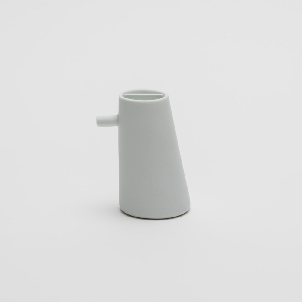 2016Arita|Shigeki Fujishiro 醬油瓶|White 霧白