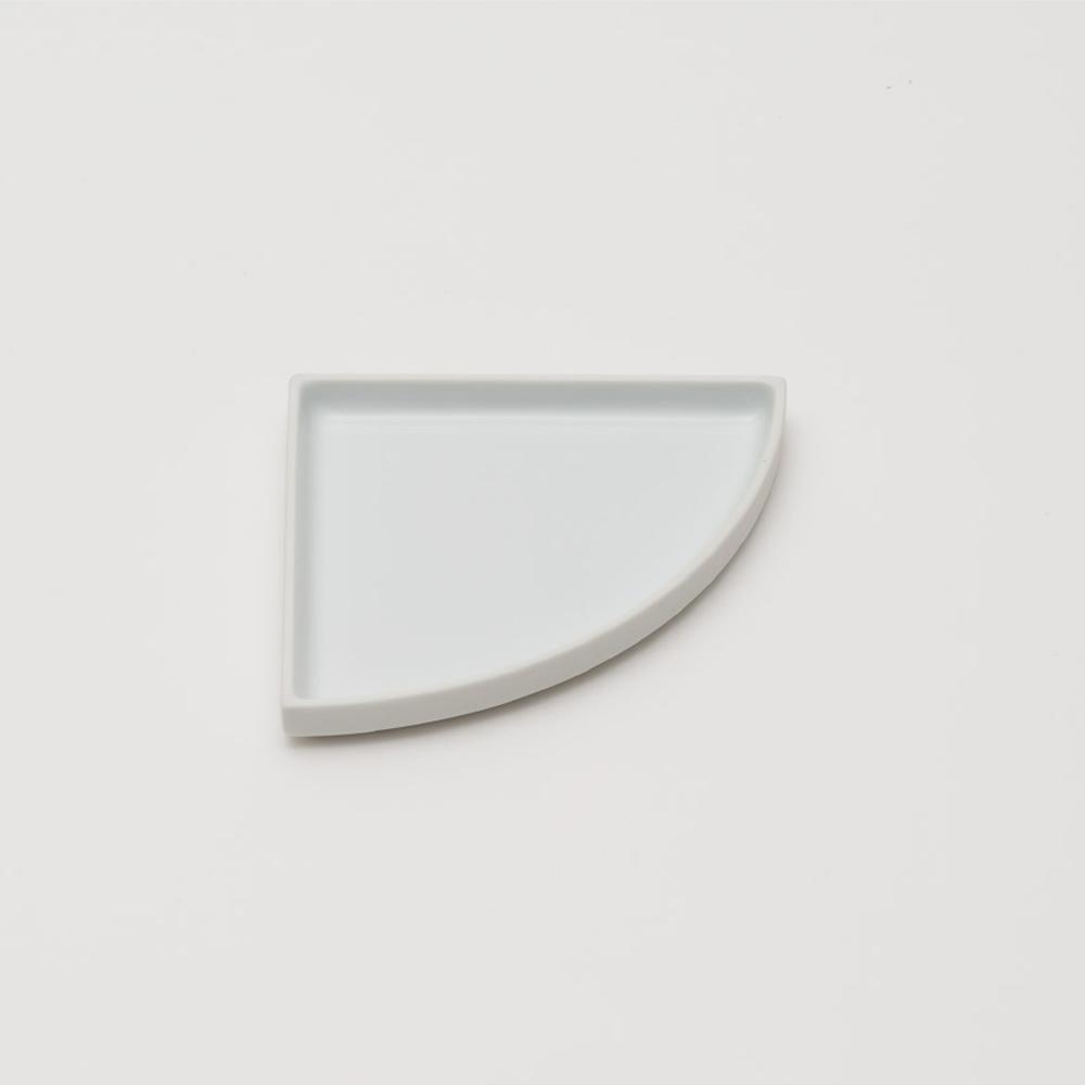2016Arita|Tomas Alonso 1/4盤|White 釉白